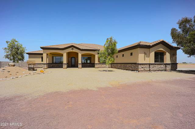 22620 W Harwell Road, Buckeye, AZ 85326 (MLS #6232556) :: ASAP Realty