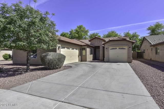 9259 W Caron Circle, Peoria, AZ 85345 (MLS #6232564) :: The Laughton Team