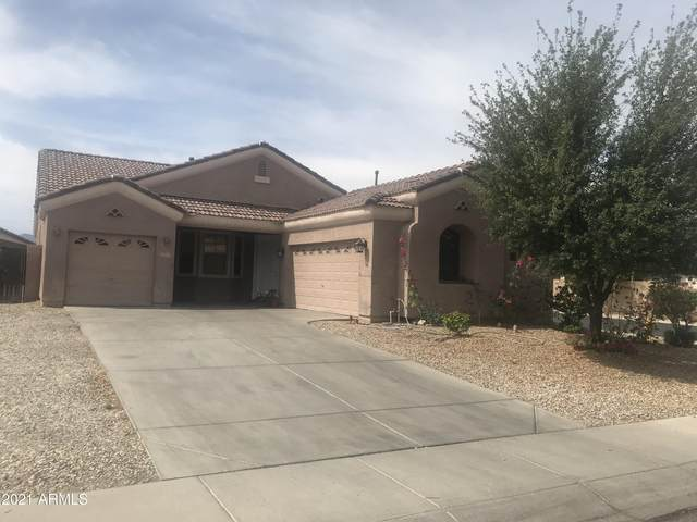 10743 W Mountain View Drive, Avondale, AZ 85323 (MLS #6232566) :: Yost Realty Group at RE/MAX Casa Grande