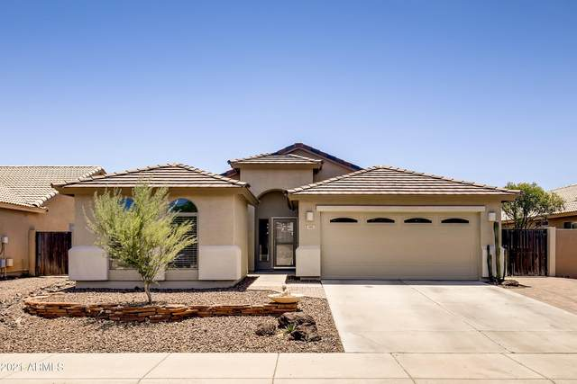 4411 W Fremont Road, Laveen, AZ 85339 (MLS #6232586) :: Klaus Team Real Estate Solutions