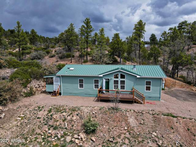 950 Navajo Trail, Show Low, AZ 85901 (MLS #6232602) :: Lucido Agency