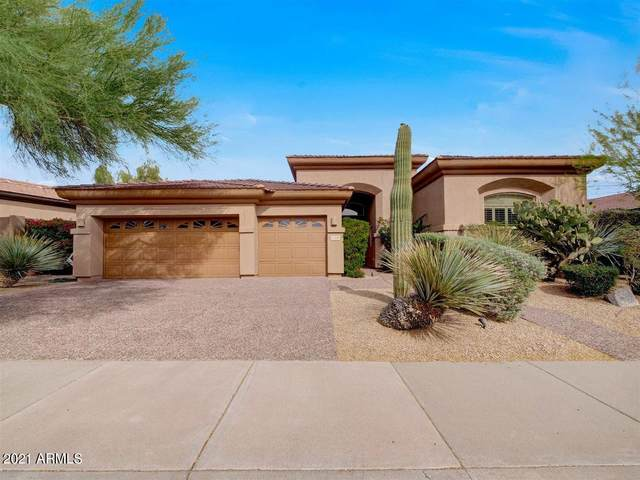 19919 N 83RD Place, Scottsdale, AZ 85255 (MLS #6232626) :: Service First Realty