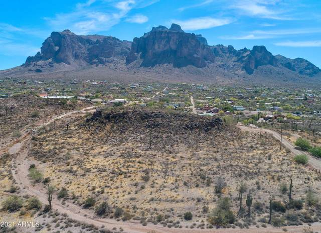 4800 E Hidalgo (Approx.) Street, Apache Junction, AZ 85119 (MLS #6232638) :: ASAP Realty