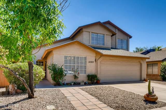 5169 W Saragosa Street, Chandler, AZ 85226 (MLS #6232642) :: My Home Group