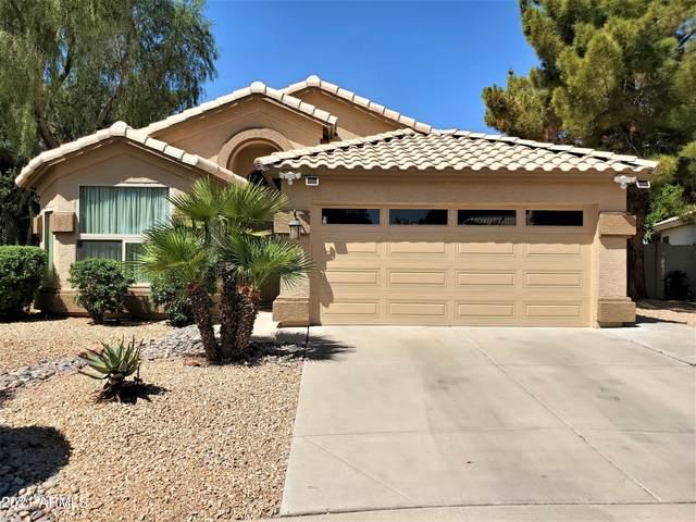 1402 N Birch Street, Gilbert, AZ 85233 (MLS #6232653) :: My Home Group