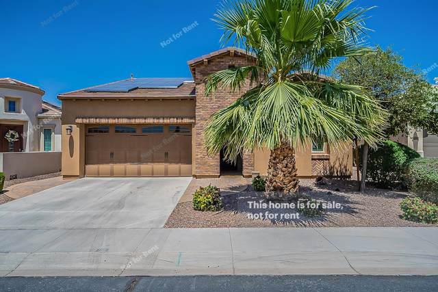 1626 E Hesperus Way, San Tan Valley, AZ 85140 (MLS #6232654) :: The Copa Team   The Maricopa Real Estate Company