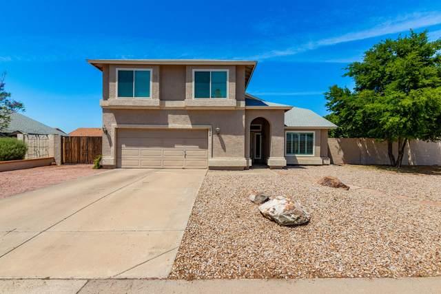2908 E Laurel Street, Mesa, AZ 85213 (MLS #6232656) :: Yost Realty Group at RE/MAX Casa Grande