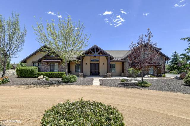 3455 Clearwater Drive, Prescott, AZ 86305 (MLS #6232659) :: The Riddle Group