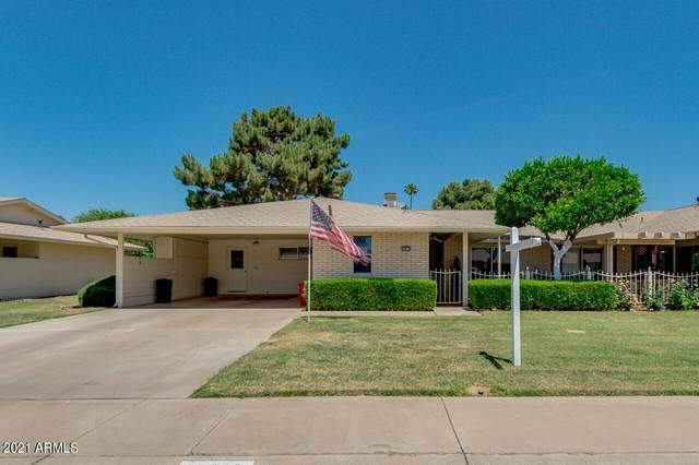 10816 W Denham Drive, Sun City, AZ 85351 (MLS #6232669) :: ASAP Realty