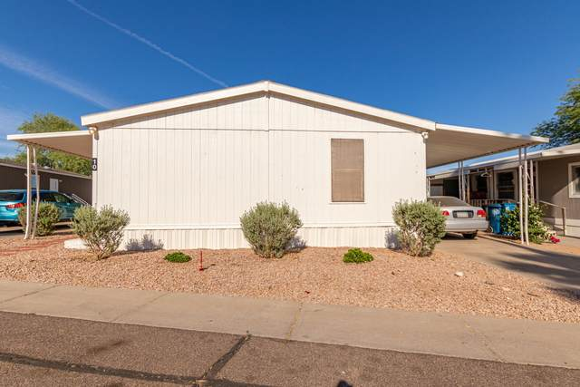 941 E Monroe Avenue #10, Buckeye, AZ 85326 (MLS #6232689) :: Sheli Stoddart Team | M.A.Z. Realty Professionals