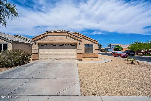 12722 W Pershing Street, El Mirage, AZ 85335 (MLS #6232693) :: Yost Realty Group at RE/MAX Casa Grande