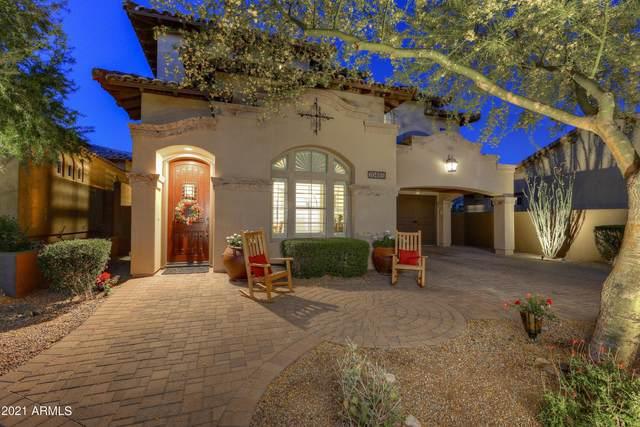 20465 N 98TH Street, Scottsdale, AZ 85255 (MLS #6232696) :: The Ethridge Team