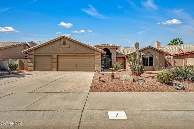 7 E Mountain Sky Avenue, Phoenix, AZ 85048 (MLS #6232701) :: Keller Williams Realty Phoenix
