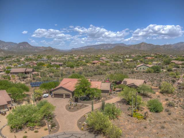 41355 N Desert Winds Drive, Cave Creek, AZ 85331 (MLS #6232717) :: The Riddle Group