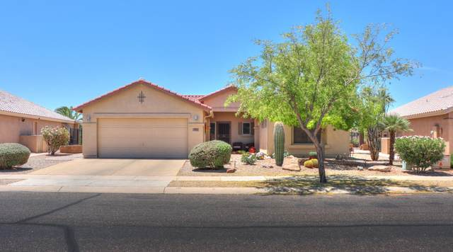 121 N San Juan Trail, Casa Grande, AZ 85194 (MLS #6232718) :: Yost Realty Group at RE/MAX Casa Grande