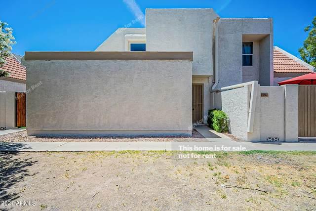 1342 W Emerald Avenue #227, Mesa, AZ 85202 (MLS #6232725) :: Keller Williams Realty Phoenix