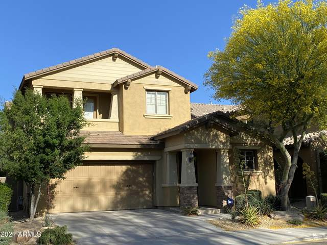21622 N 38TH Way, Phoenix, AZ 85050 (MLS #6232730) :: Zolin Group