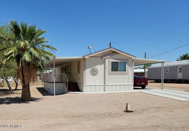 219 S Paradise Street, Mesa, AZ 85208 (MLS #6232748) :: The Property Partners at eXp Realty