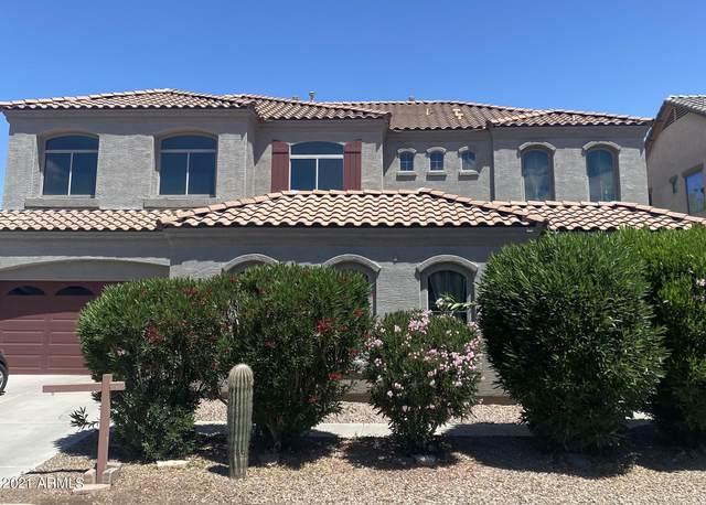 670 W Rambler Court, Casa Grande, AZ 85122 (MLS #6232754) :: Executive Realty Advisors