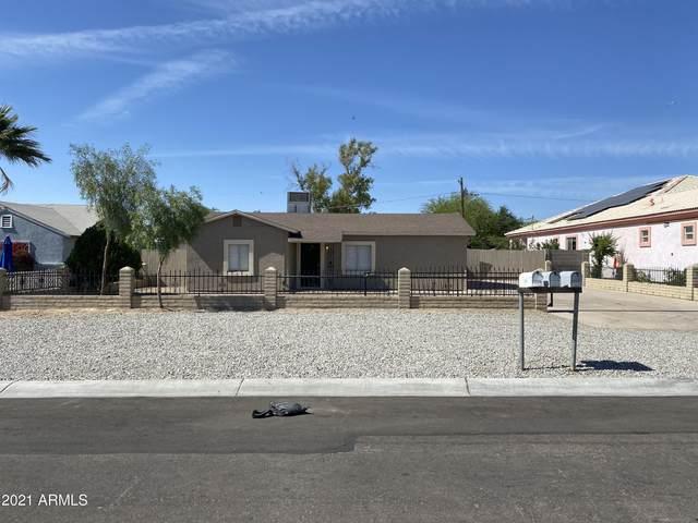 12516 W Elwood Street, Avondale, AZ 85323 (MLS #6232758) :: Hurtado Homes Group