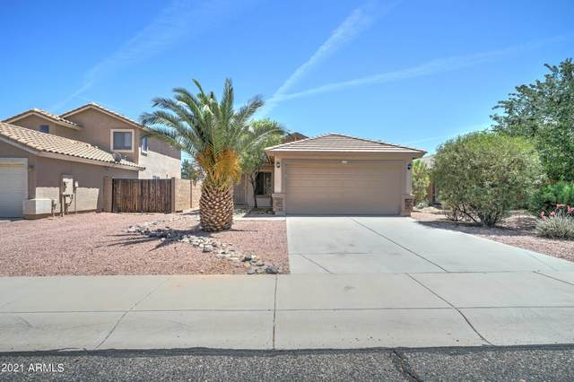 16287 N 165th Drive, Surprise, AZ 85388 (MLS #6232760) :: My Home Group
