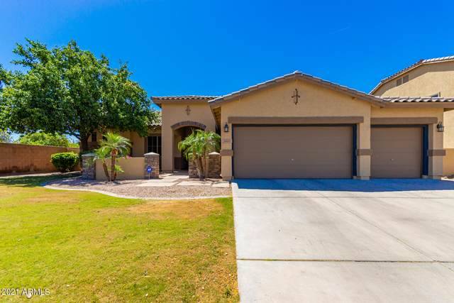 3965 E Ravenswood Drive, Gilbert, AZ 85298 (MLS #6232762) :: The Property Partners at eXp Realty