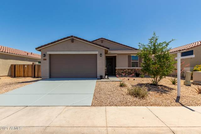 20361 N Grantham Road, Maricopa, AZ 85138 (MLS #6232765) :: The Laughton Team