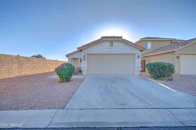 7772 N 57TH Lane, Glendale, AZ 85301 (MLS #6232768) :: My Home Group