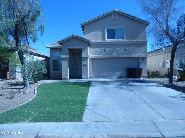 716 W Gibson Avenue, Coolidge, AZ 85128 (MLS #6232775) :: Yost Realty Group at RE/MAX Casa Grande