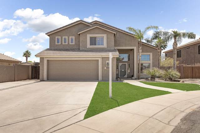 2225 E Cherry Hills Place, Chandler, AZ 85249 (MLS #6232788) :: My Home Group