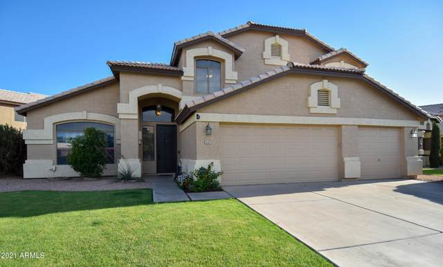 502 S Burk Street, Gilbert, AZ 85296 (MLS #6232793) :: My Home Group
