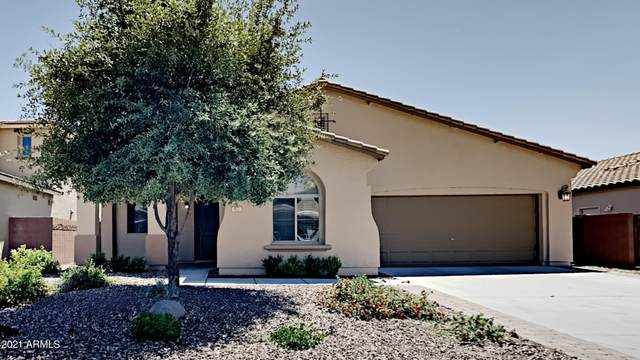 577 W Dragon Tree Avenue, San Tan Valley, AZ 85140 (MLS #6232795) :: The Copa Team | The Maricopa Real Estate Company