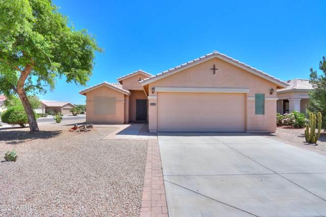 124 N Toledo Lane, Casa Grande, AZ 85194 (MLS #6232797) :: The Riddle Group