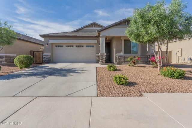 41236 W Hensley Way, Maricopa, AZ 85138 (MLS #6232800) :: The Copa Team | The Maricopa Real Estate Company