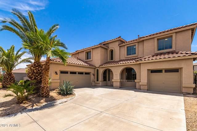 13605 W San Miguel Avenue, Litchfield Park, AZ 85340 (MLS #6232806) :: Arizona Home Group