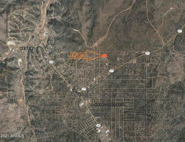 3023 Ponderosa Road, Overgaard, AZ 85933 (MLS #6232856) :: Yost Realty Group at RE/MAX Casa Grande