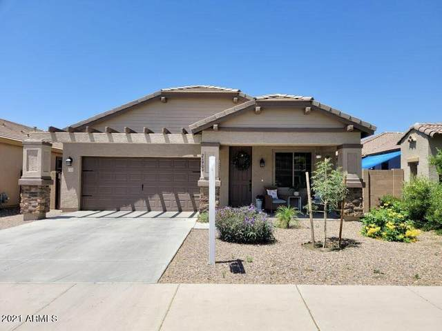 21900 S 215TH Place, Queen Creek, AZ 85142 (MLS #6232867) :: Howe Realty