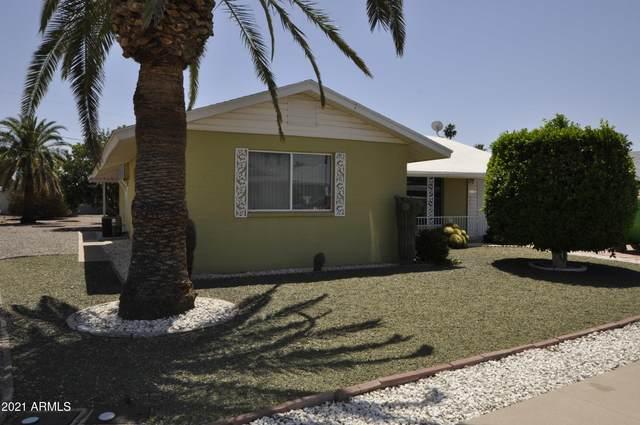11001 N 109TH Avenue, Sun City, AZ 85351 (MLS #6232898) :: The Garcia Group