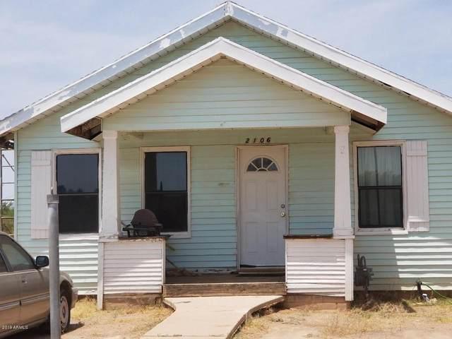 2106 N Cougar Place, Douglas, AZ 85607 (MLS #6232916) :: Arizona Home Group