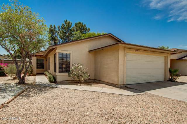 4809 W Krall Street, Glendale, AZ 85301 (MLS #6232917) :: My Home Group