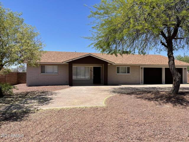 420 N 100TH Place, Mesa, AZ 85207 (MLS #6232919) :: My Home Group