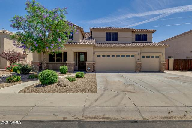 11403 E Savannah Circle, Mesa, AZ 85212 (MLS #6232938) :: My Home Group