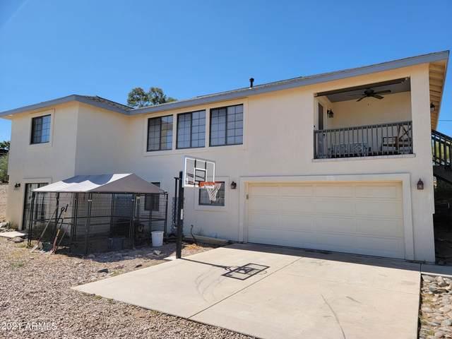2375 W Miner Road, Wickenburg, AZ 85390 (MLS #6232941) :: My Home Group