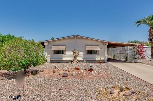7464 E Baywood Avenue, Mesa, AZ 85208 (MLS #6232948) :: Sheli Stoddart Team   M.A.Z. Realty Professionals