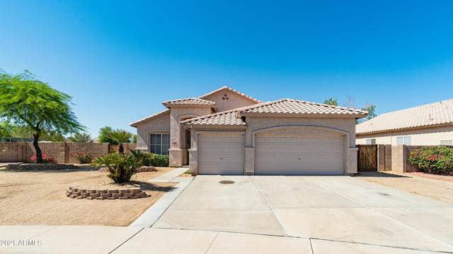 15830 W Hilton Avenue, Goodyear, AZ 85338 (MLS #6232959) :: Hurtado Homes Group