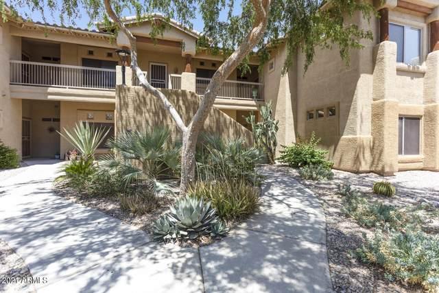 9100 E Raintree Drive #114, Scottsdale, AZ 85260 (MLS #6232980) :: My Home Group