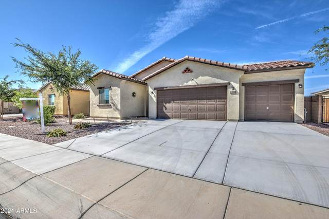 392 E Tropical Drive, Casa Grande, AZ 85122 (MLS #6232984) :: My Home Group