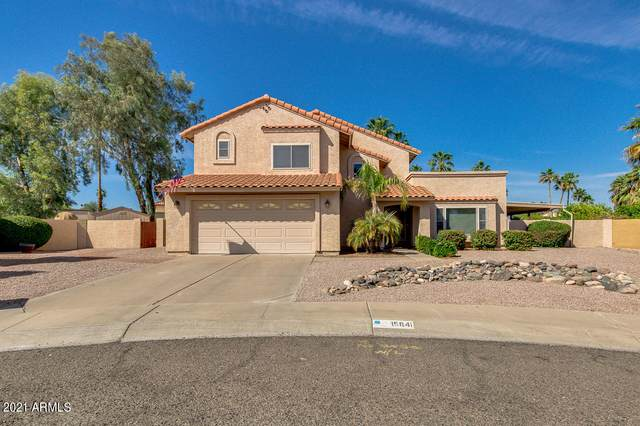 15841 N 56TH Way, Scottsdale, AZ 85254 (MLS #6232991) :: The Riddle Group