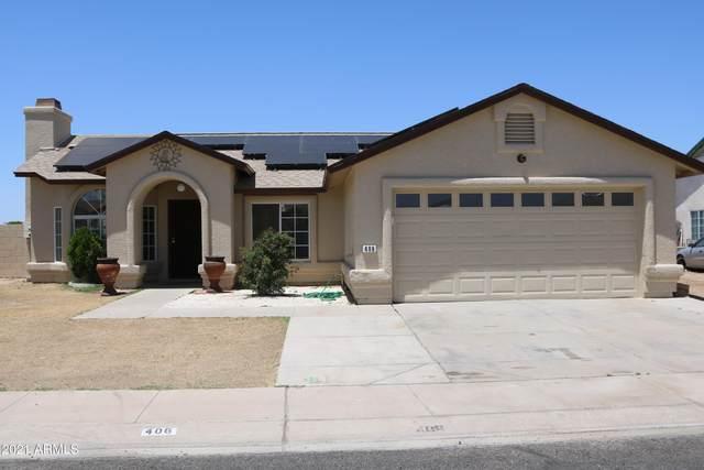 406 E Echo Lane, Florence, AZ 85132 (MLS #6232993) :: The Laughton Team