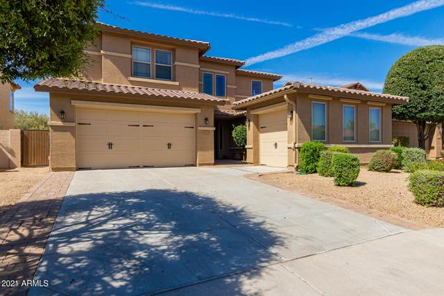 1612 W Homestead Drive, Chandler, AZ 85286 (MLS #6233010) :: My Home Group